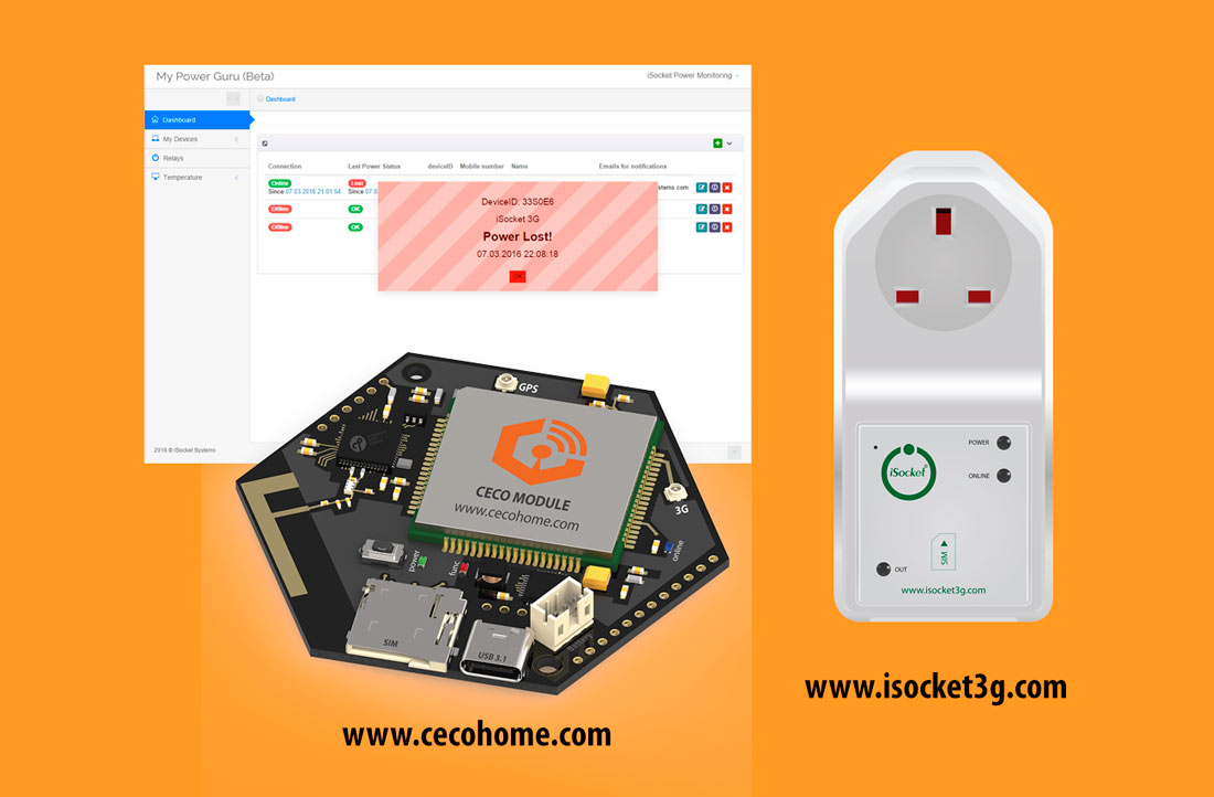 3 new products from iSocket System in London
