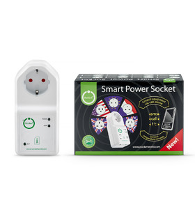Wireless home alarm system - iSocket Environment Pro