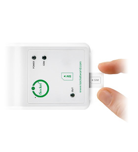 iSocket Environment Pro - GSM controlled socket for home alarm