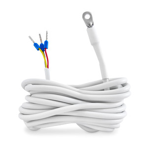 Temperature sensor with 3m(10ft) cable for iSocket Smart Relay and DIY Alarms and Remote Control Solutions